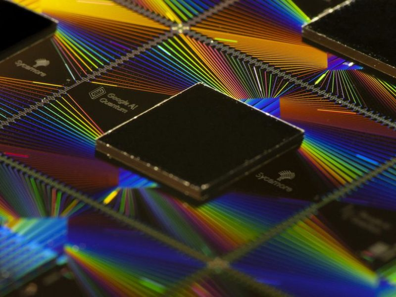Computing takes a quantum leap forward