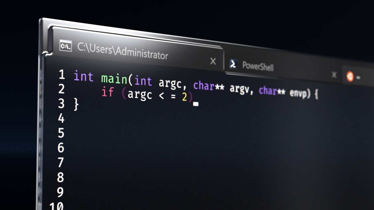 Now is the time to make a fresh new Windows Terminal profiles.json